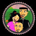 نكت أساحبي ومراته 2014 icon