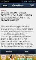Screenshot of HTML5 Interview Questions