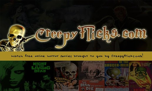 CreepyFlicks Horror Movies - screenshot thumbnail