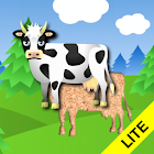 Animal Puzzle For Toddlers LT icon