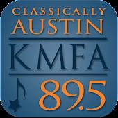 KMFA Public Radio App