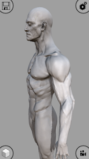 MARA3D Human Anatomy Lite- screenshot thumbnail