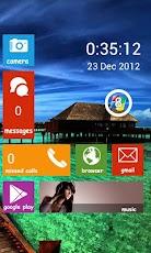 Windows 8 launcher pro