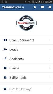 TRANSFLO Mobile+ - náhled