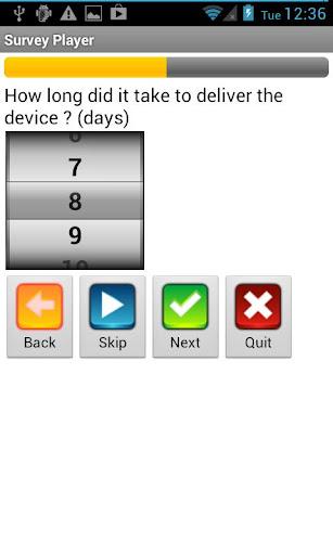 Survey Player 1.3 screenshots 3