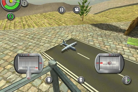 5 RC Plane 2 App screenshot