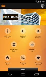 NAR INDIA screenshot