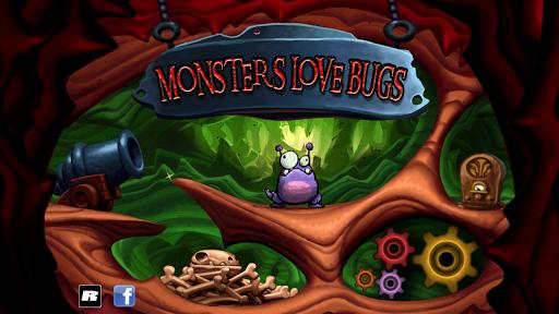 Monsters Love Bugs