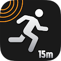 Shuttle Run VO2Max Pacer Test icon