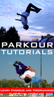 Parkour Tutorials- screenshot thumbnail