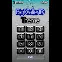 Big! Caller ID Theme IosGlass logo