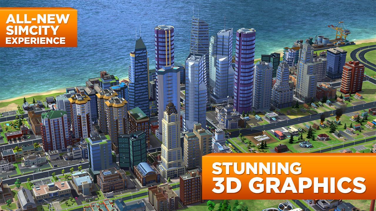Sim City Built It, Game Keren Untuk Android Kamu
