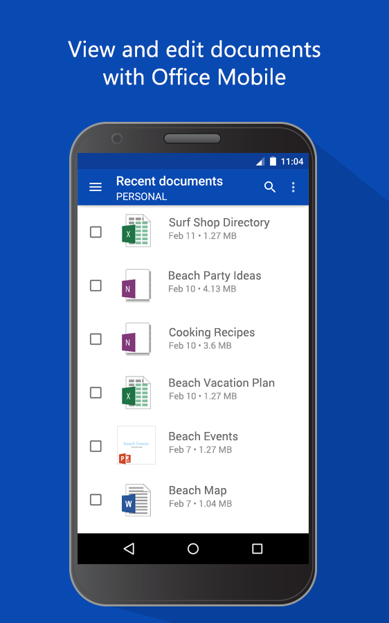 OneDrive - screenshot