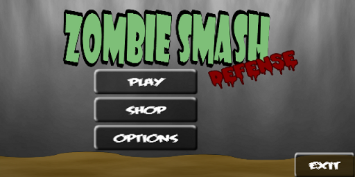 Zombie Smash Defense