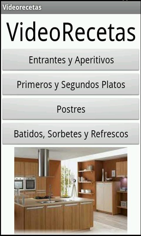 VideoRecetas Pro - screenshot