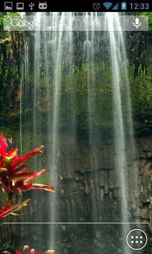 水瀑布III