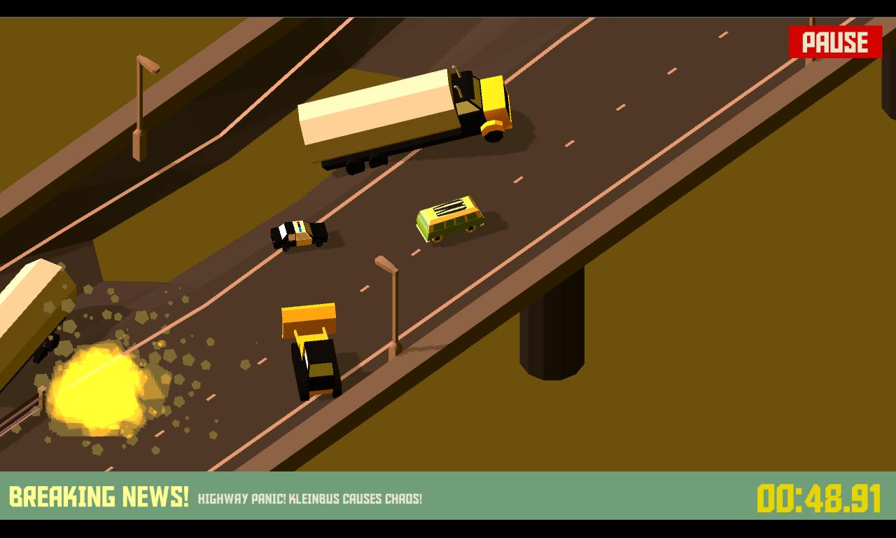 Pako - Car Chase Simulator screenshot #19