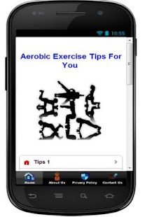 Aerobic Exercise Tips For You- screenshot thumbnail