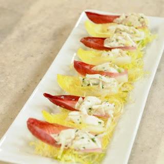 Crabmeat and Endive Salad.