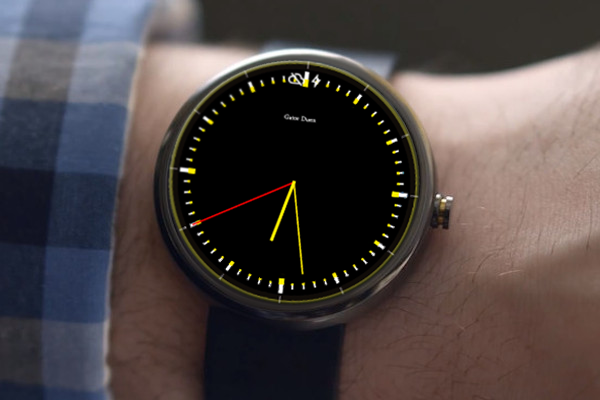 cool watch watch face android apps on google play