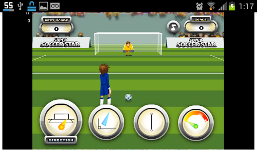 Juegos de Penales- screenshot thumbnail