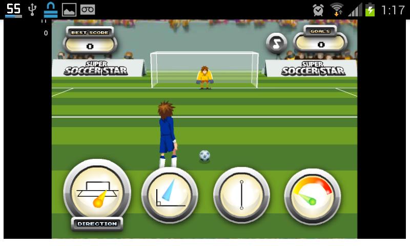 Juegos de Penales - screenshot