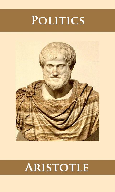 aristotle political animal Free essay: not everyone will agree with aristotle's political theory, but it is essential to understand the principals that underline the new political.