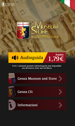 Genoa Museum and Store