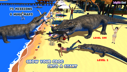Crocodile Simulator Unlimited