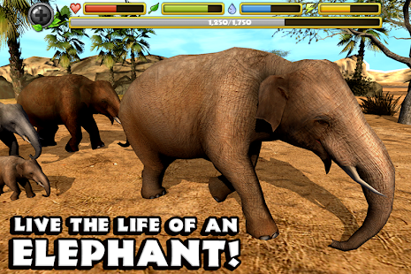 Elephant Simulator- screenshot thumbnail
