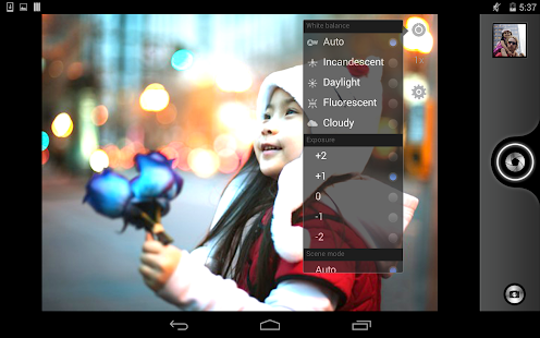 App HD Camera Pro for Android APK for Windows Phone