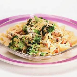 Ham Pesto Pasta Recipes.