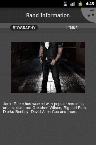 Jared Blake - screenshot
