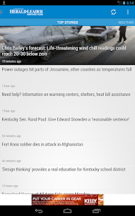 Herald-Leader - Lexington KY - screenshot thumbnail