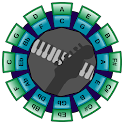Circle of Chords icon
