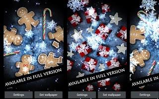 Screenshot of Snow Stars Free