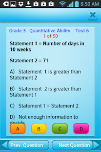 3rd grade math english for 3- screenshot thumbnail