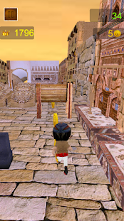 Arab Prince Run 3D screenshot