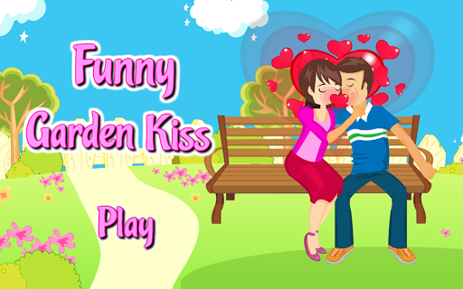 Kissing Game-Garden Romance 3.0.3 screenshots 3