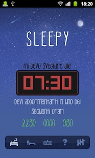 Sleepy- screenshot thumbnail