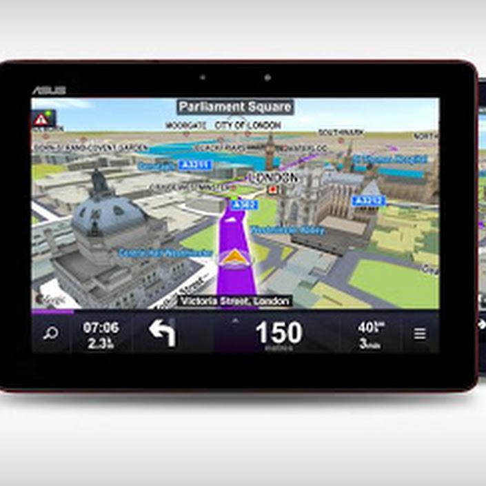 Cara Menggunakan GPS Android Gratis / Tanpa Pulsa (Sinyal Satelit) dengan Sygic