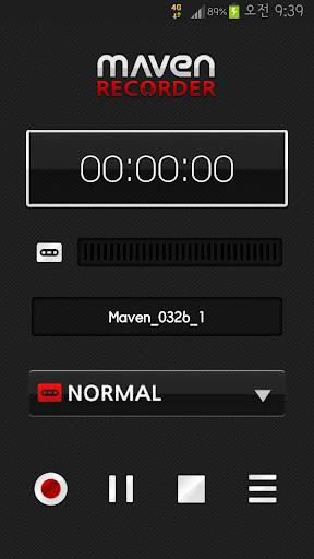 MAVEN Voice Recorder Pro v1.9.1 APK