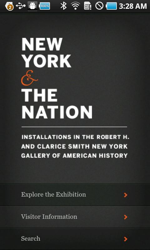 New York & The Nation- screenshot