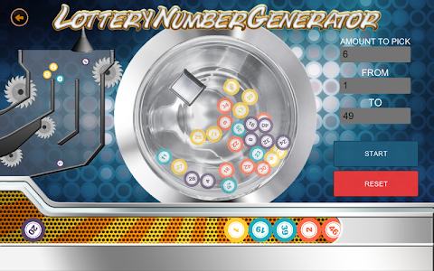 Lottery Number Generator 1.0