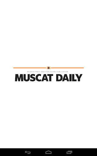 Muscat Daily Tablet