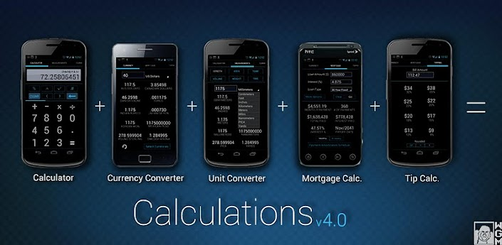 Calculations 4.0 Pro APK 1.12