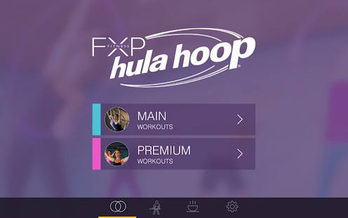 FXP Hula Hoop: Tone Your Body- screenshot thumbnail