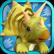Talking Triceratops
