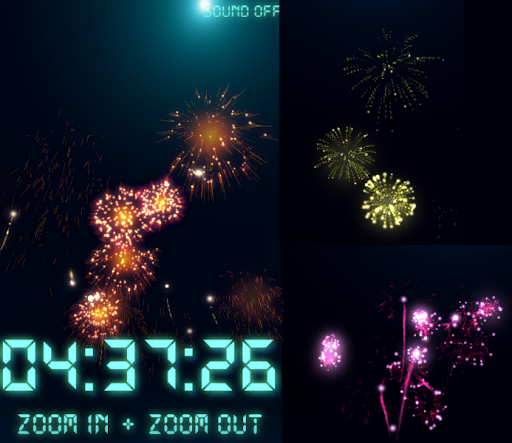 無料生活Appの3D大花火時計PRO ~日本の夏を彩る花火が夜空に花開きます|記事Game