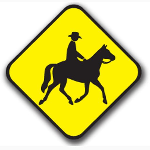 HorseTrail App LOGO-APP點子